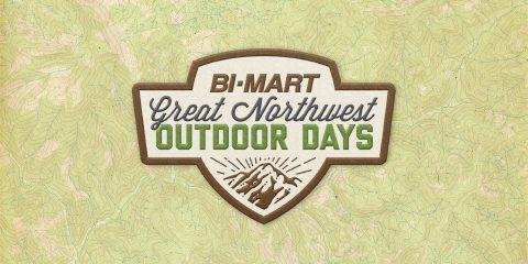 Bi-Mart Great Northwest Outdoor Days annual retail sales event