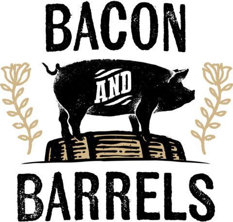 Bacon and Barrels logo