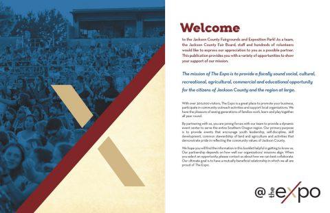 Sponsorship print material